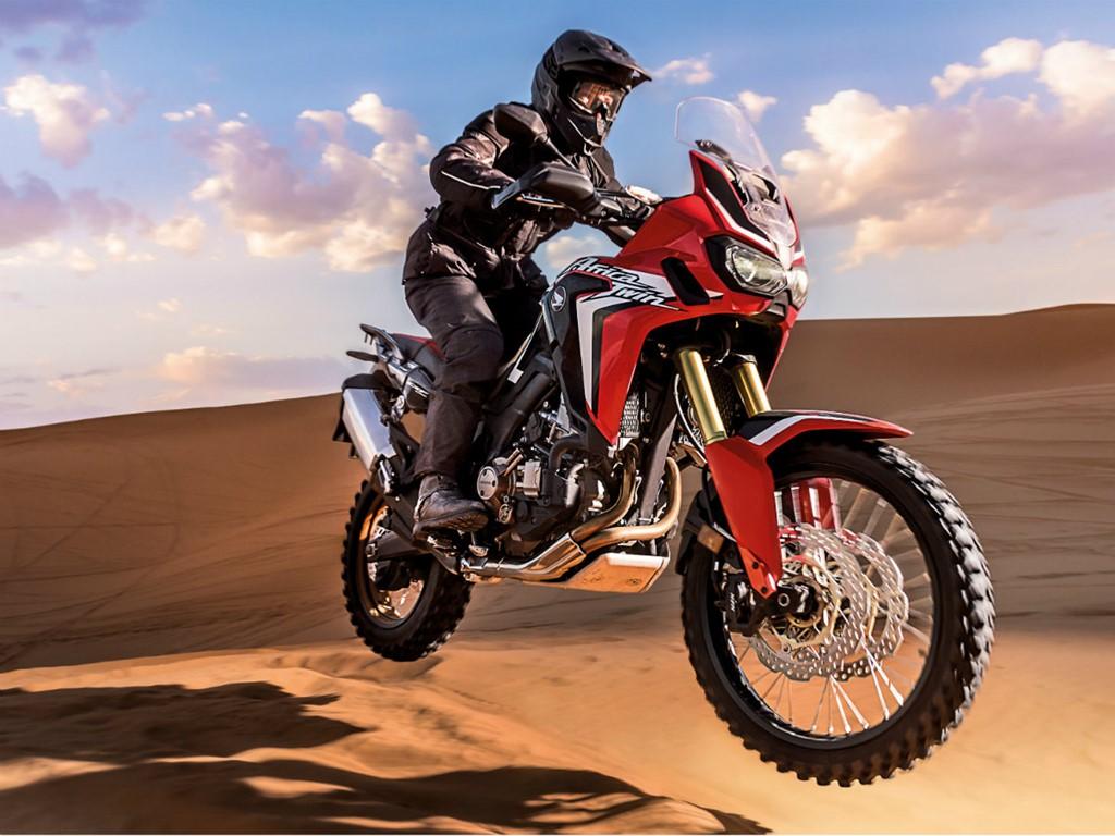 Honda Crf1000l Africa Twin Versao My16 Confirmada Para O Final De 2015 Eventos Motociclisticos