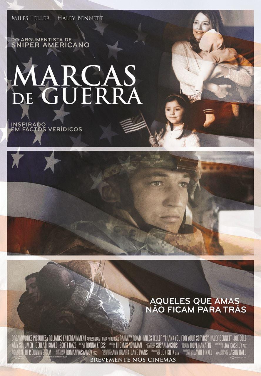 Filme Marcas Da Guerra for marcas de guerra - cinema - cardápio