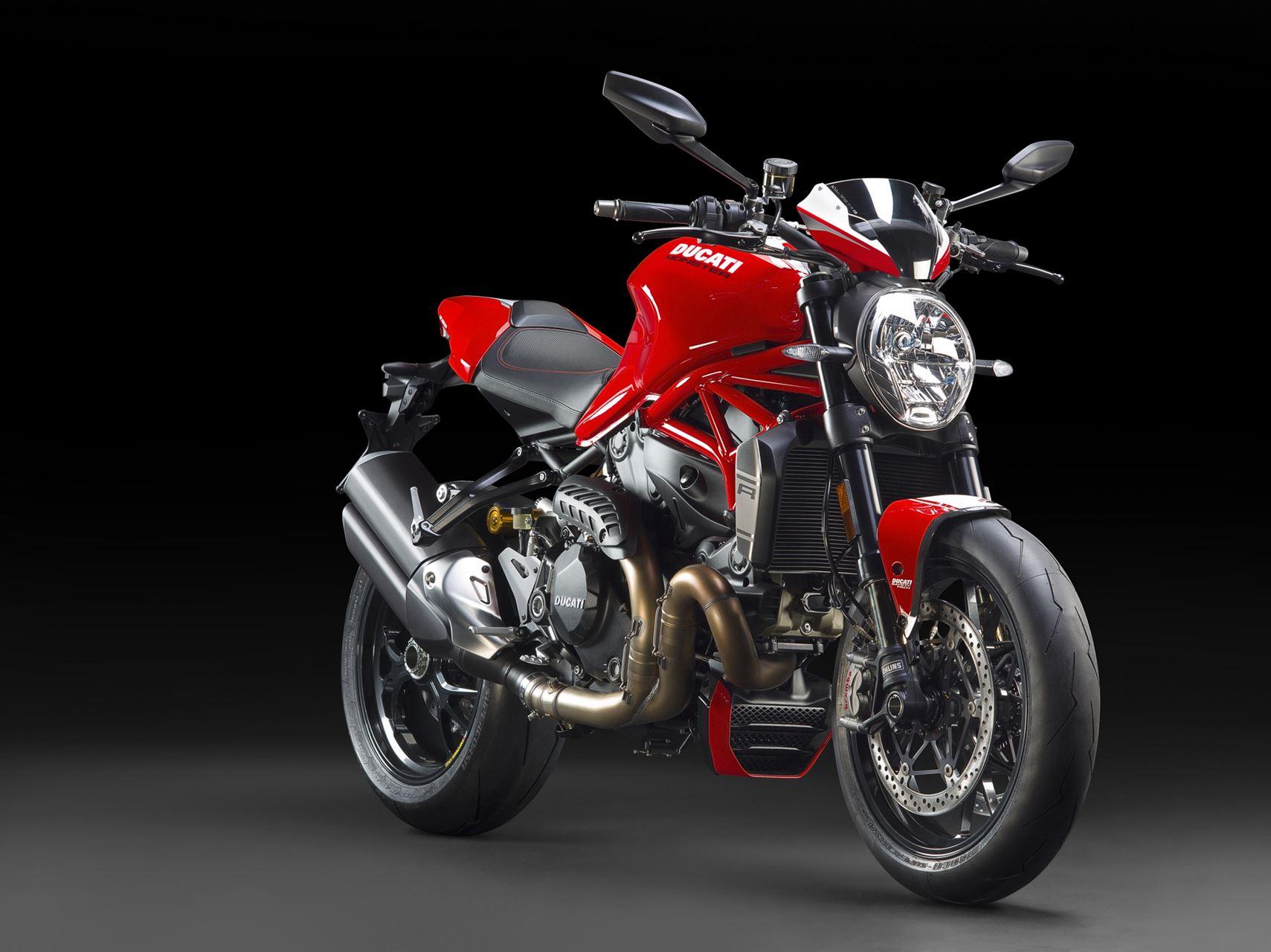 Ducati Superquadro Vs Testastretta