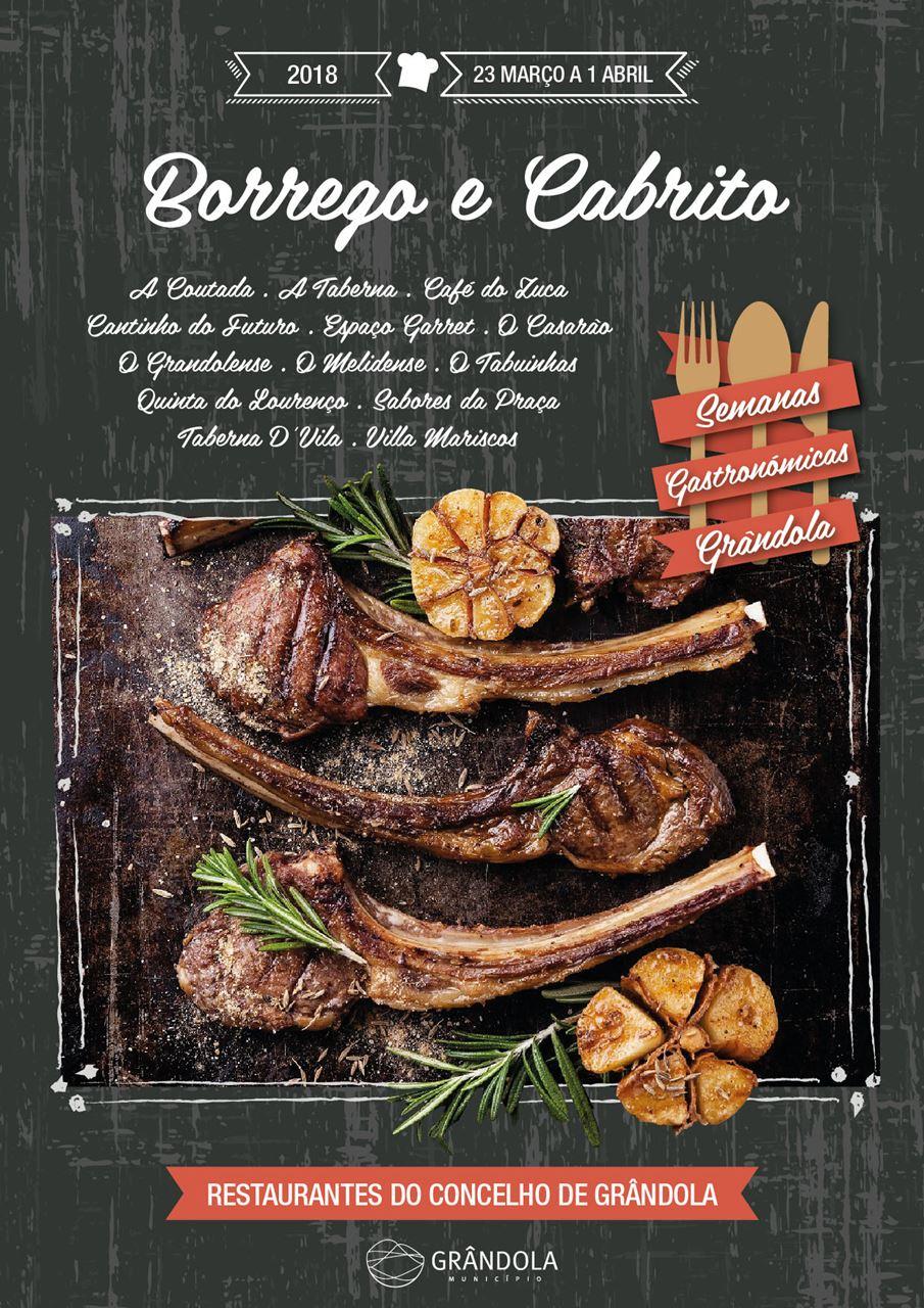 Borrego e Cabrito são as estrelas da 23.ª Semana Gastronómica de ...