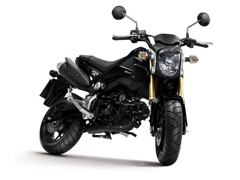 nova mini moto honda msx125 motonews andar de moto. Black Bedroom Furniture Sets. Home Design Ideas