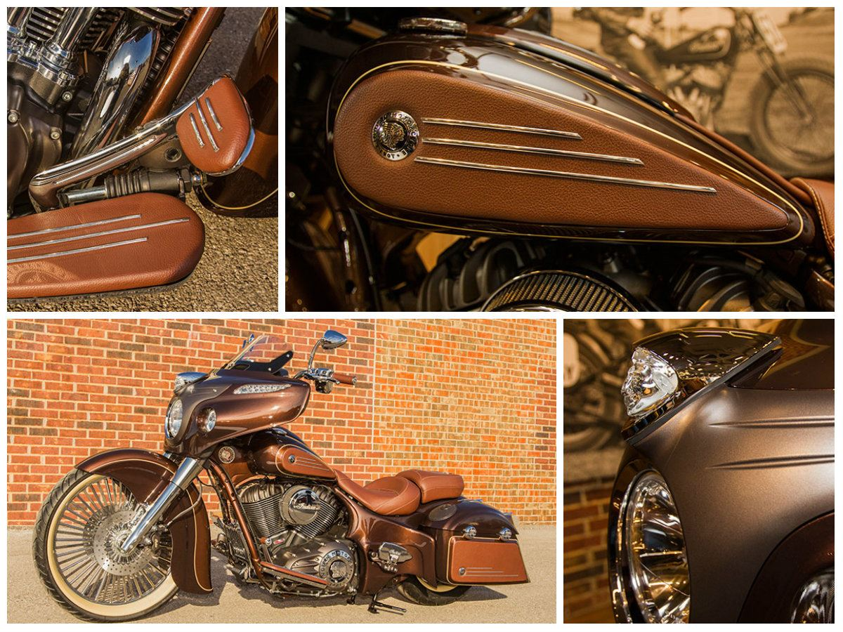 Project chieftain 11 indian chieftain de sonho for Head motor company columbia mo