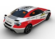 toyota gt86 cs r3 pronto para a estreia na prova alem no wrc 2014 auto news mercado. Black Bedroom Furniture Sets. Home Design Ideas