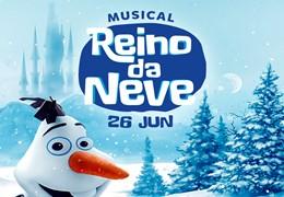 """Forum Montijo leva crianças ao """"Reino da Neve"""""""