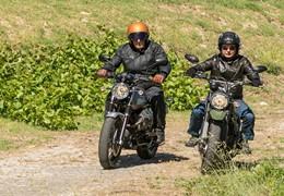 Moto Guzzi V7 II Kit Scrambler X Scrambler Ducati Urban Enduro - Uma questão de estilo