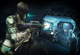 """""""Ghost in the Shell: Stand Alone Complex - First Assault Online""""  chega em breve ao Steam"""