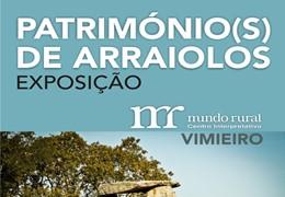 """Exposição """"Património(s) de Arraiolos"""" aproxima público da herança arqueológica do concelho"""