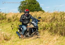 Teste Honda CB500X - Para todo o serviço