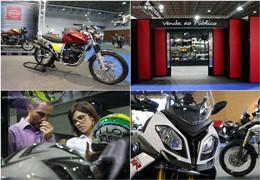 Reportagem -  EXPOMOTO – 23ª Feira de motos, equipamentos e acessórios