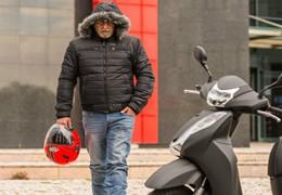Equipamento e Acessórios de motociclismo - Bering e Airoh - Conjunto urbano de Homem para o Inverno