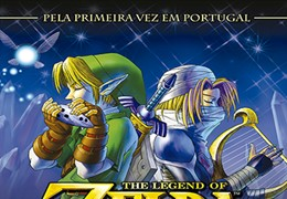 The Legend of Zelda - Symphony of the Goddesses - Master Quest - Pela 1ª vez em Portugal