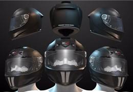 iC-R - Intelligent Cranium o capacete mais completo