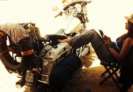 A minha primeira concentração motard