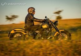 Teste Harley-Davidson Softail Slim S - Operação Binário