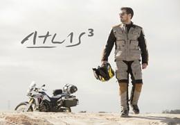 Drenaline apresenta o novo fato de aventura para motociclismo: o Atlas 3