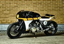 A itroCkS!bikes apresentou recentemente a sua última criação, a Yamaha VMAX CS_07 Gasoline