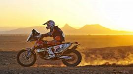 Rúben Faria Pódio a fechar Rally de Marrocos
