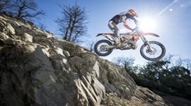 Conheça a nova gama Enduro KTM EXC 2016