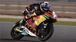 Moto2 - Qatar: Morbidelli sobe pela primeira vez ao pódio e Oliveira termina em quarto!