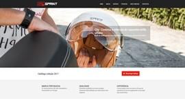 Novo site Sprint