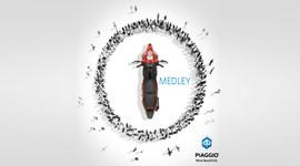 Piaggio Medley 125 Já Disponível
