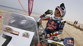 Rúben Faria Dakar 2015 será exigente