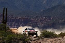 Dakar 2017: Peugeot 3008DKR  vence jogo das pistas