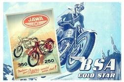 Motos BSA e Jawa renascem através da Mahindra