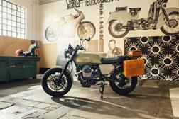 Moto Guzzi lança kits de personalização para a V7