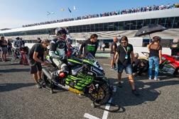 Tiago Magalhães abandona Kawasaki Oneundret Racing Team antes da prova final do CNV 2016
