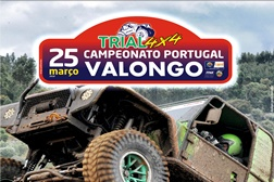 Valongo recebe o arranque do Campeonato de Portugal de Trial 4x4