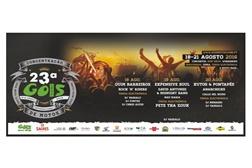 23ª Concentração Internacional de Motos em Góis - 2016