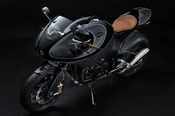 VanderHeide Gentleman's Racer - Carbono integral