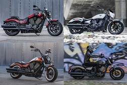 Gama 2017 da Victory Motorcycles - o futuro vem a caminho