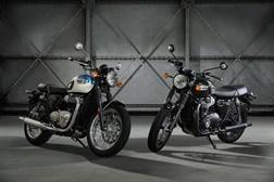 Triumph Portugal anuncia preços das novas Bonneville