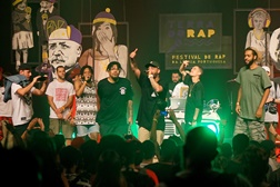 """Terra do Rap Convida!"" - Reencontros do hip-hop lusófono no Musicbox Lisboa"