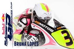 Vamos ajudar a Bruna Lopes na selecção para o Red Bull MotoGp Rookies Cup