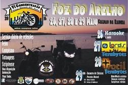 VI Concentração Motard do Grupo Motard São Rafael  - Dias 26, 27, 28 e 29 de Maio de 2016  -  Este ano na FOZ DO ARELHO - Caldas da Rainha a 400m da praia