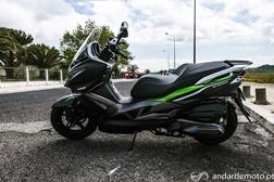 Andar de moto e os test-drives