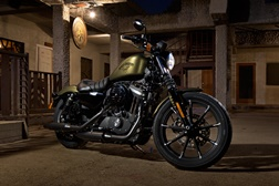 Novos modelos e novidades da gama Harley-Davidson 2016