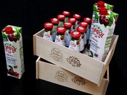Compal lança edição limitada com sabor a Cereja do Fundão