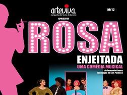 """ArteViva Companhia de Teatro do Barreiro estreia """"Rosa Enjeitada"""""""