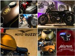 Fotorreportagem: 4ª edição do Lisboa Art&Moto - Lx Factory 2016