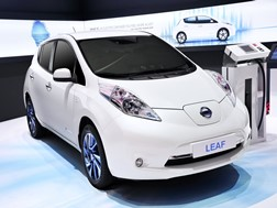 Nissan Leaf Limeted Edition