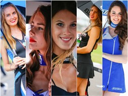 Paddock Girls MotoGP 2016