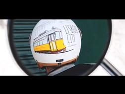Novo capacete Sprint City Lisbon - Edição limitada