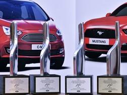 Concessionários Ford Distinguidos com Chairman's Award Pela Excelência no Seu Serviço ao Cliente