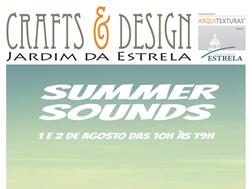 Crafts & Design de regresso ao Jardim da Estrela durante os meses de Agosto