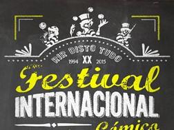 XX Festival Internacional de Teatro Cómico da Maia