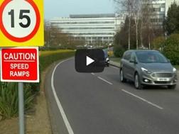 Nova Tecnologia Ford Pode Evitar Automaticamente Que Se Excedam os Limites Estabelecidos